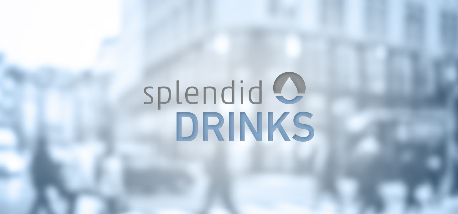 Splendid Drinks Logogestaltung