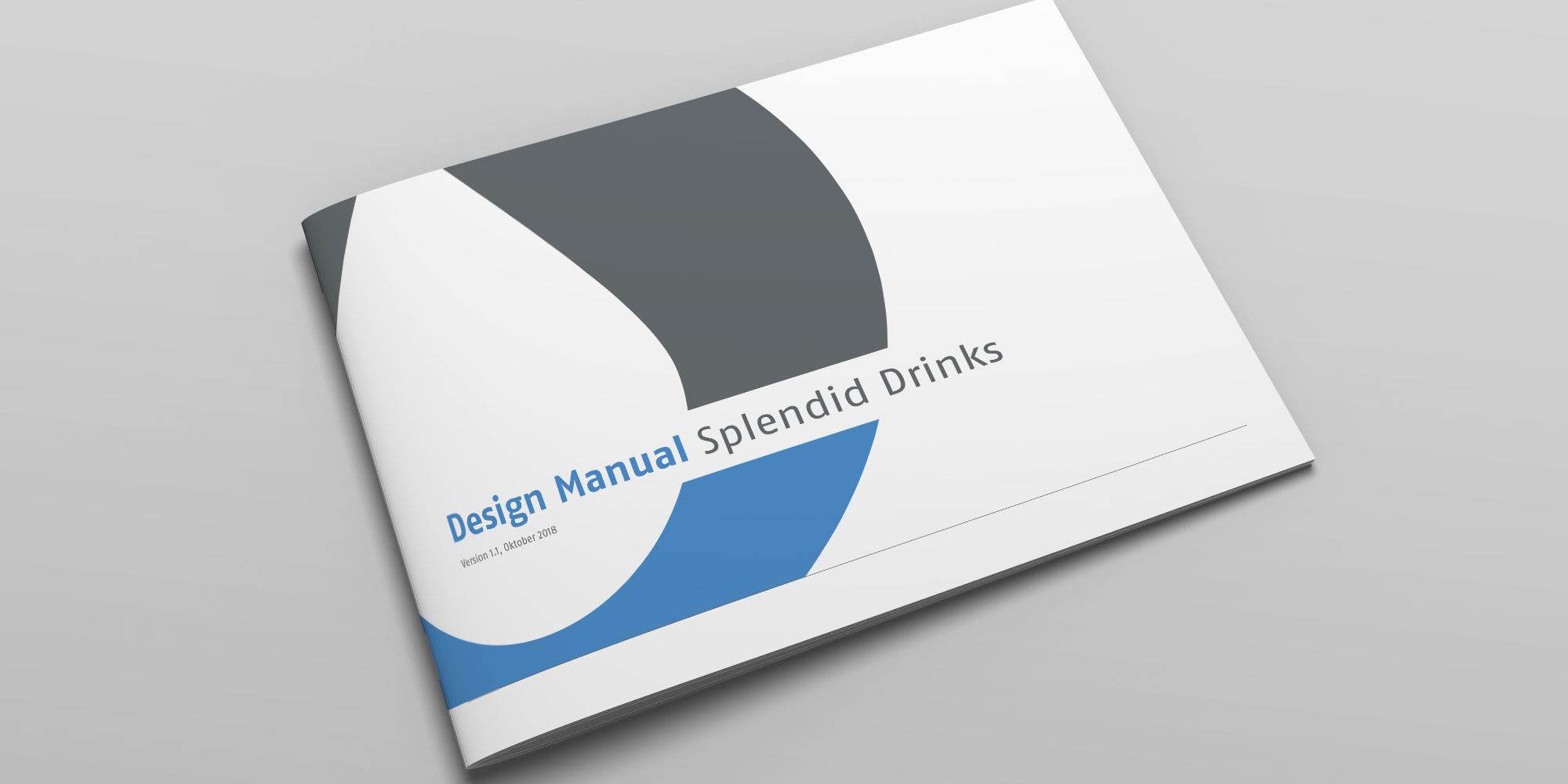 Splendid Drinks Design Manual